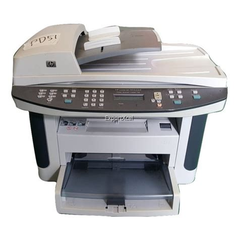 Printer Hp 1522nf All In One Printer Scan Copy Second used hp laserjet m1522nf multifunction printer