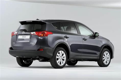 Toyota Rav 4 New by New Toyota Rav4 Rear