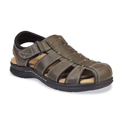 Darz Brown Marin dockers s marin brown fisherman sandal shoes s shoes s sandals