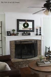 Old Barn Wood Mantels Ship Lap Amp A Fireplace The Tale Of An Ugly House