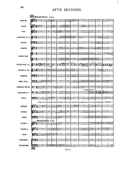 i pagliacci testo pagliacci act 2 1 orchestra voce spartiti
