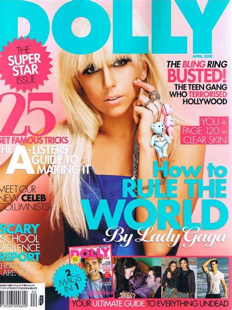 6 Beautiful On 6 April 2010 Magazine Covers by ליידי גאגא הכל כולל הכל ליידי גאגא מגזינים
