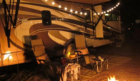 travel trailer awning lights the 7 lights we bring in our rv 1 we wish we had trek