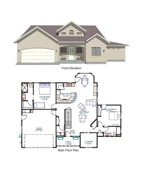 10 foot cer floor plans how much does it cost to draw a house plan in south africa