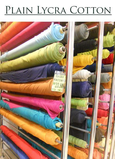 Kain Kaos Spandex Kiloan 10 kedai kain pelbagai pilihan harga berpatutan kain plain lycra cotton kod cly