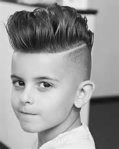 50 best boys hairstyles for your kid 2017
