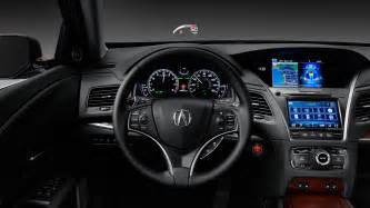 Acura Mdx Heads Up Display 2017 Acura Rlx Central Acura Dealers