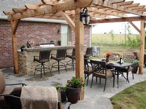 Backyard Grill Bar 20 Outdoor Kitchens And Grilling Stations Outdoor Spaces Patio Ideas Decks Gardens Hgtv