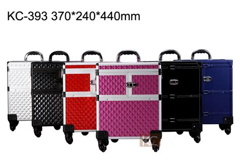 Hairstylist Travel Cases by Professional Hair Stylist Travel Rolling Trolley