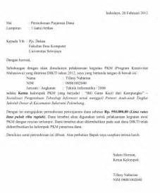 87 contoh surat perjanjian berbagai kegiatan lengkap