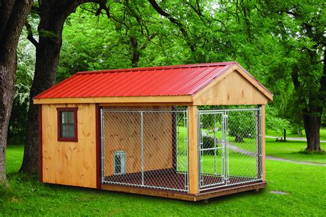 backyard dog kennel build your dog a kennel we have used exterior grade