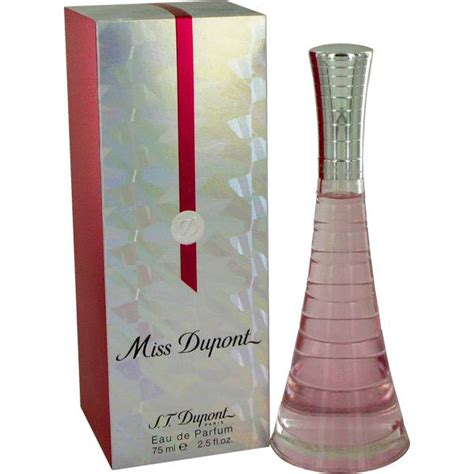 Parfum St Dufon miss dupont perfume for by st dupont