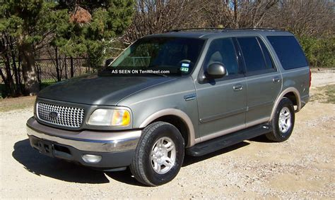 1999 Ford Expedition Eddie Bauer by 1999 Eddie Bauer Ford Expedition Specs