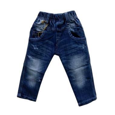 Celana Anak Celana Ripped Anak Celana Panjang Anak jual stb celana panjang anak laki laki blue