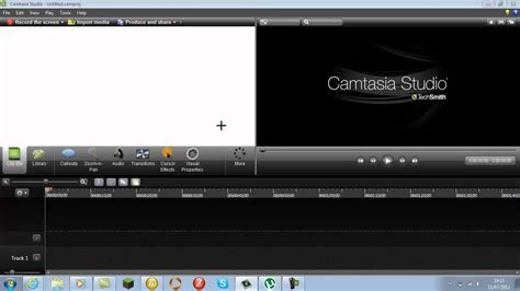 tutorial edit vscom camtasia studio 8 tutorial 1 the basics youtube