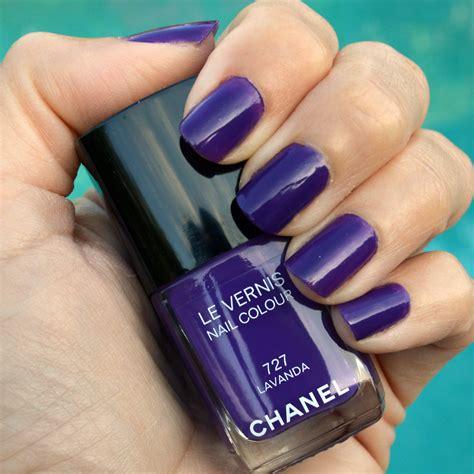 nail color for 2015 chanel lavanda nail polish for summer 2015 review bay