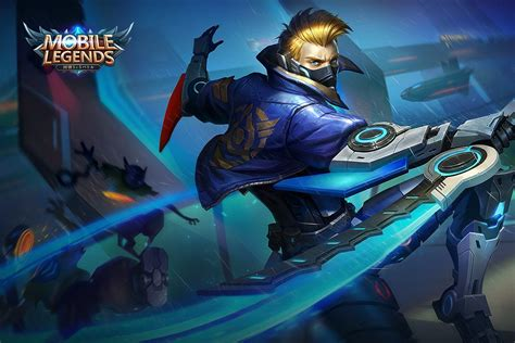 wallpaper mobile legend hayabusa 45 wallpaper hd mobile legends terbaru download sekarang