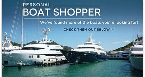 personal boat shopper 171 yachtworld uk - Boat Shopper
