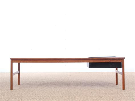 modern planter bench mid century modern planter bench in walnut galerie m 248 bler