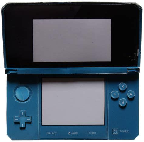 Nintendo Papercraft Templates - nintendo 3ds nintendo papercraft