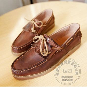 best italian boat shoes best vintage boat shoes products on wanelo