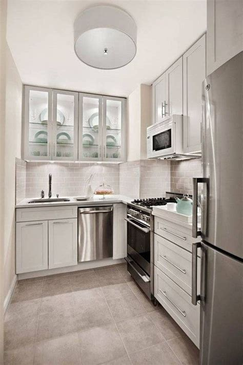kitchen cabinets small spaces best 25 l shaped kitchen designs ideas on l