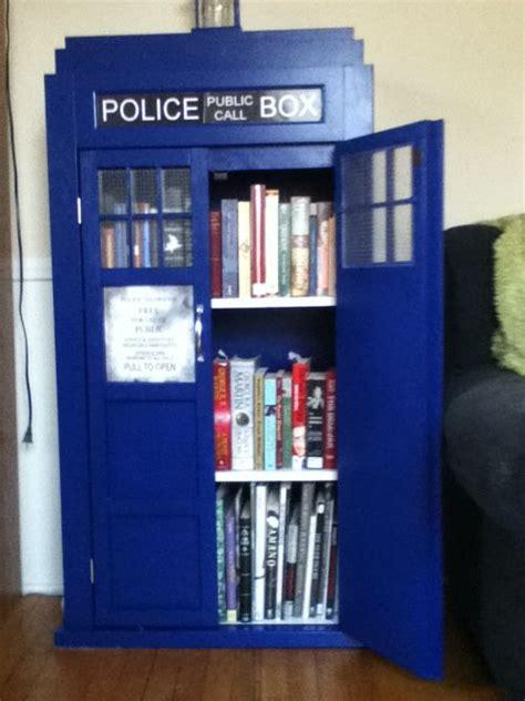 tardis bookshelf dumbsaint stuff