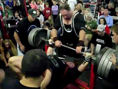 current world record bench press world record bench press ryan kennelly