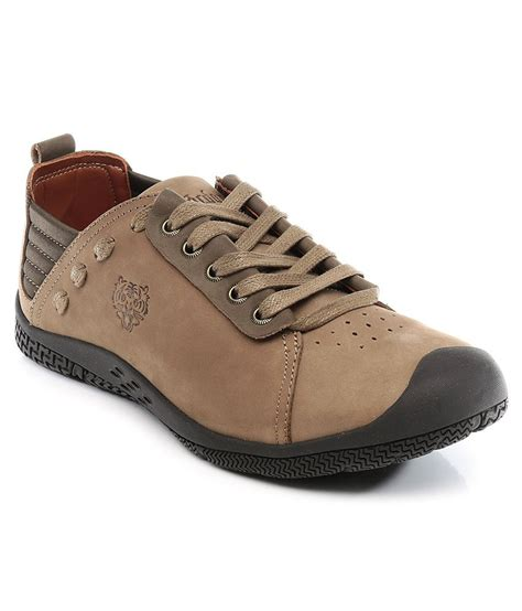 buy stardox brown casual shoes for snapdeal