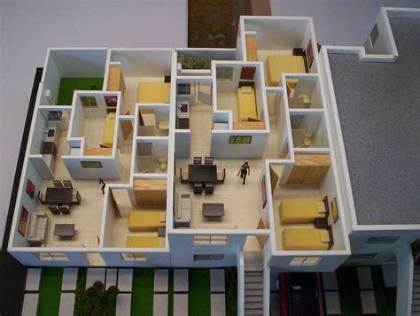 como hacer maquetas de casas maquetas de casa habitacion