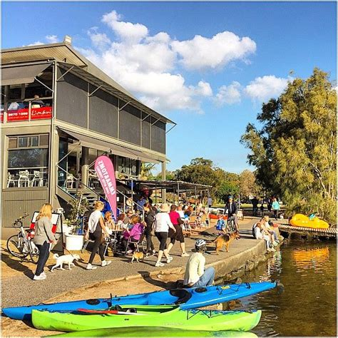 The Boat Shed Cafe by The Boatshed Cafe Narrabeen Bims Classes Events