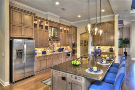 12 foot kitchen island sisler johnston interior design completes ici homes