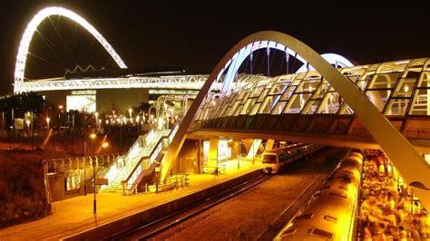 wembley stadium railway station rail station