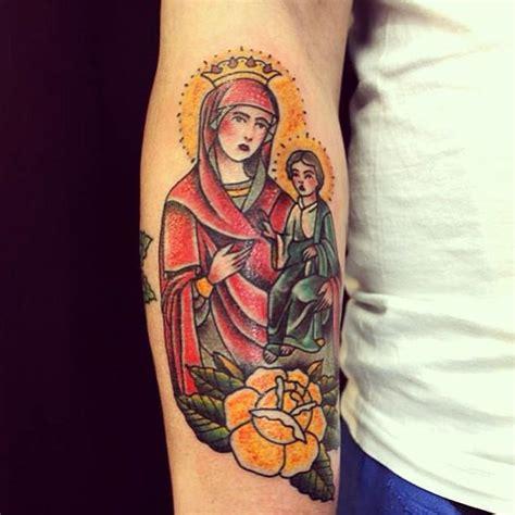 tattoo sagrado coração de jesus e maria 80 tatuagens religiosas incr 237 veis melhores fotos
