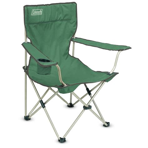 Coleman Chair Recliner by Coleman 174 Arm Chair 140305 Chairs At Sportsman S Guide