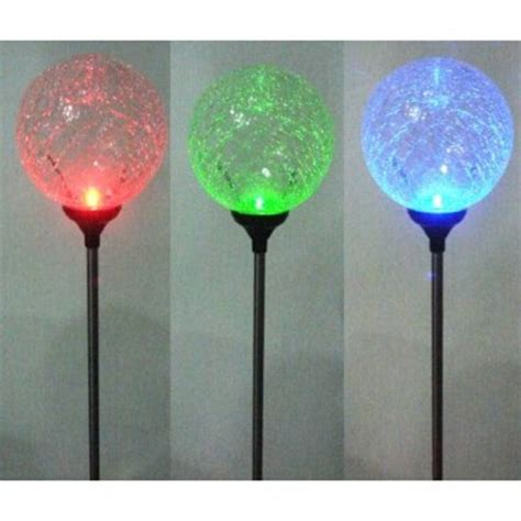 solar lights that change color solar garden light globes change color and portray your mood