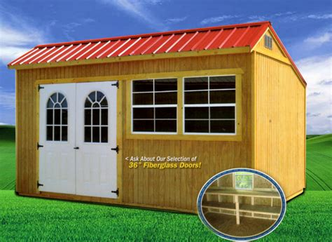Rent To Own Portable Sheds by Rent To Own Portable Storage Buildings In And Surrounding Areas