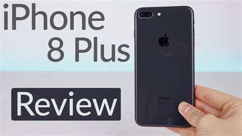 iphone 8 plus review space gray