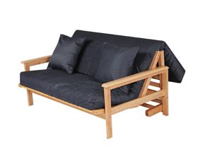 Queen Futon Bed Futon Frames Information On Futon Frame Construction