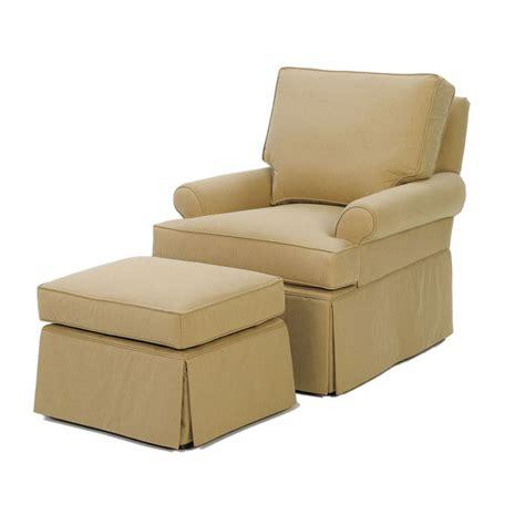 wesley hall  charleston chair    charleston ottoman ohio hardwood furniture
