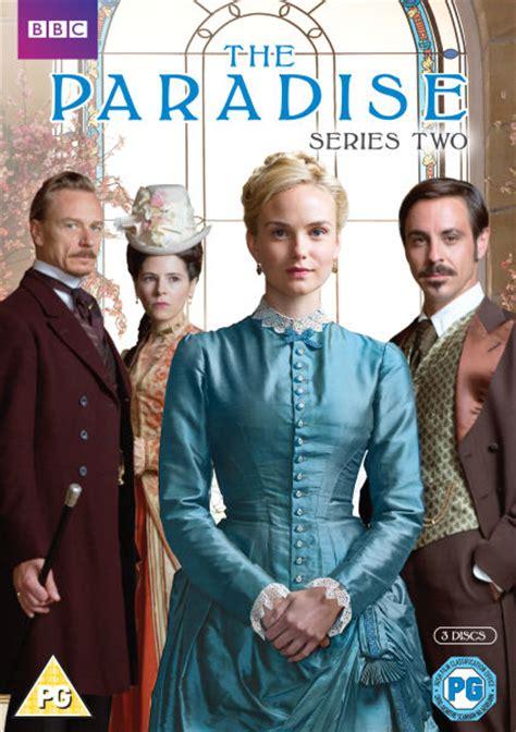 The Paradise the paradise series 2 dvd zavvi