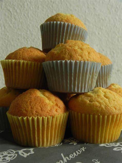 classic vanilla muffins cupcakes tiny kitchen blog