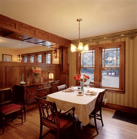 bungalow dining room a bungalow makeover old house online old house online