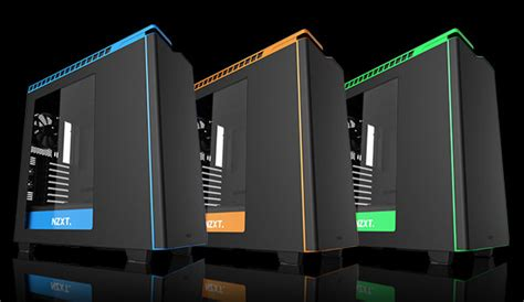 Murah Nzxt Tempest 410 Elite Se Black 8 silent computer cases for computing