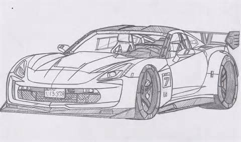 coloring pages corvette cars chevy corvette coloring pages cars automobiles pictures