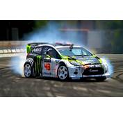 Blurry Ken Block Google Skins