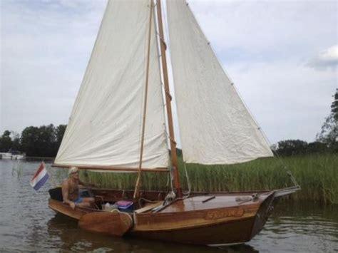 schouw zeilboot te koop friese schouw advertentie 446077