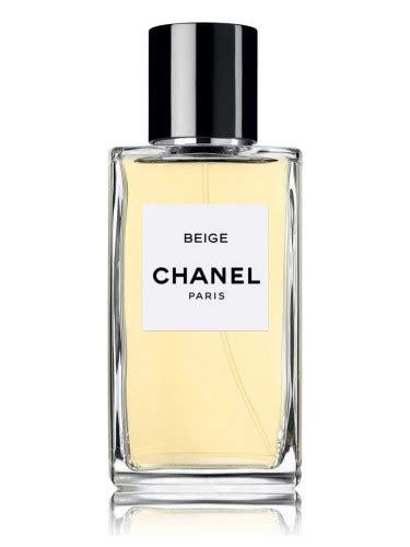Eau De Parfum Chanel beige eau de parfum chanel perfume a new fragrance for 2016