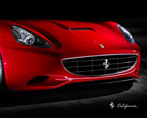 Ferrari California 2009 Cartype
