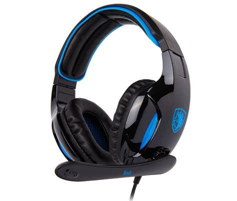 Sades Snuk Usb Gaming Headset With 7 1 Surround Stereo Sound sades snuk 7 1 simulated surround sound pc pro gaming